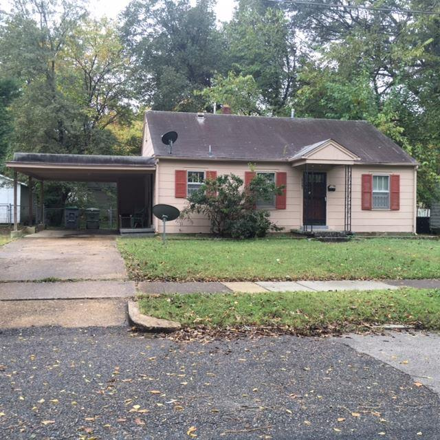 3075 Powell Ave, Memphis, TN 38112 (#10040378) :: The Wallace Group - RE/MAX On Point