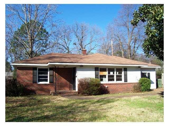 1611 Mt Moriah Rd, Memphis, TN 38117 (#10040950) :: All Stars Realty