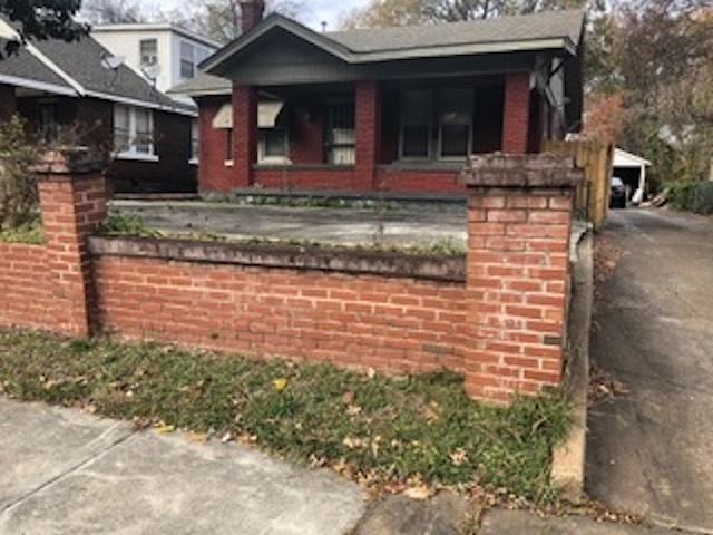 1218 Faxon Ave, Memphis, TN 38104 (#10041445) :: The Melissa Thompson Team