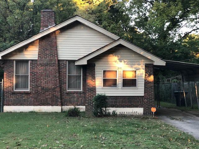 640 N Willett St NE, Memphis, TN 38107 (#10041695) :: The Home Gurus, PLLC of Keller Williams Realty