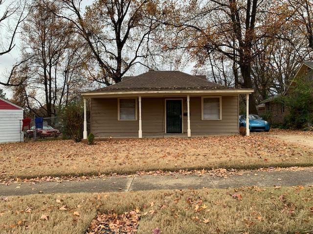 2075 Warren St, Memphis, TN 38106 (#10042353) :: The Home Gurus, PLLC of Keller Williams Realty