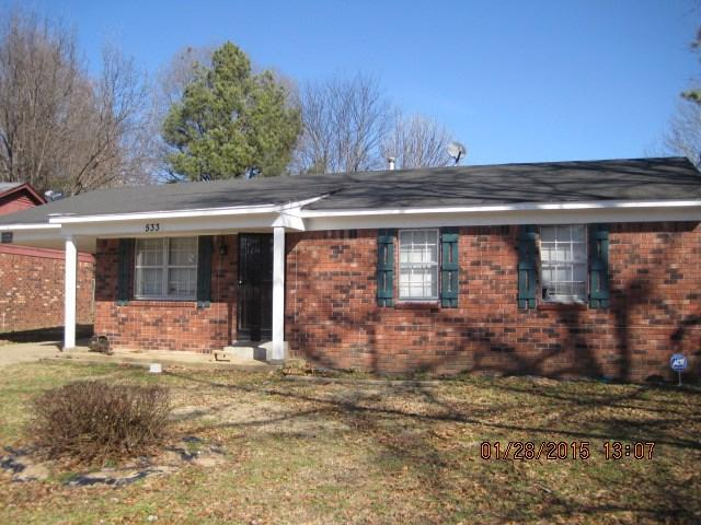 5332 Plover Dr, Unincorporated, TN 38127 (#10042465) :: The Melissa Thompson Team