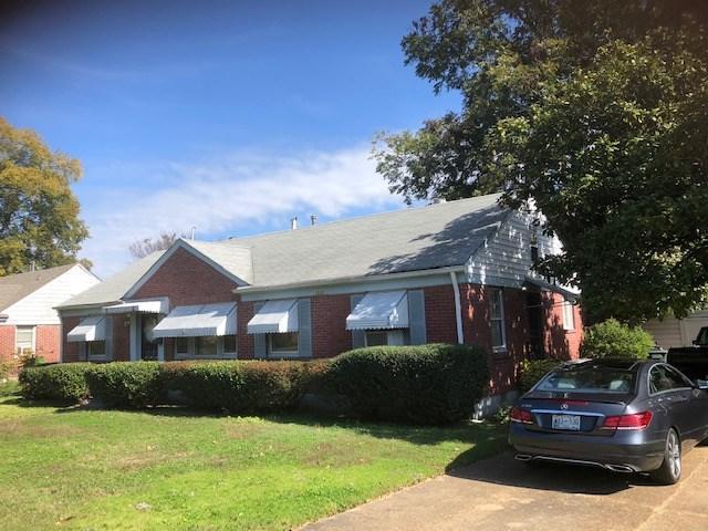 1552 Pendleton St, Memphis, TN 38114 (#10042736) :: All Stars Realty