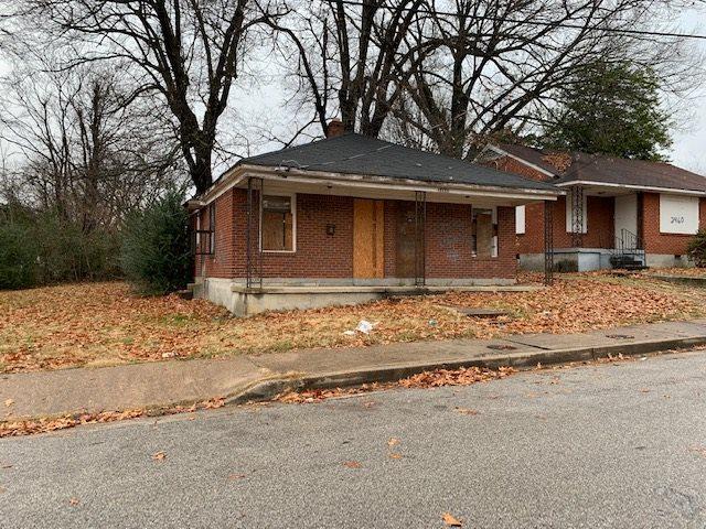 2452 Saratoga Ave, Memphis, TN 38114 (#10042940) :: All Stars Realty