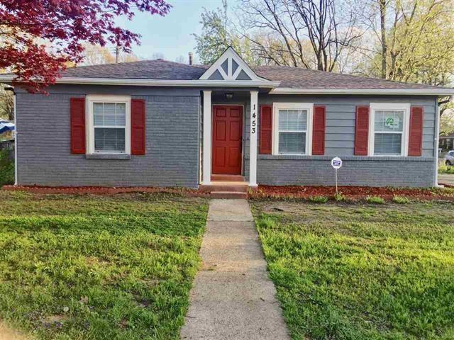 1453 Winfield Ave E, Memphis, TN 38116 (#10042945) :: ReMax Experts