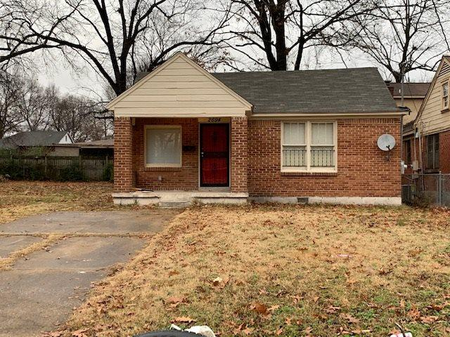 2694 Supreme Ave, Memphis, TN 38114 (#10042946) :: All Stars Realty