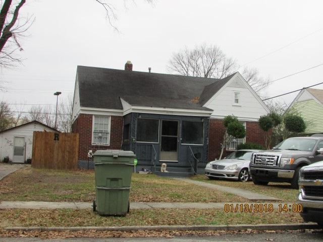 3118 Crump Ave, Memphis, TN 38112 (#10044011) :: The Wallace Group - RE/MAX On Point