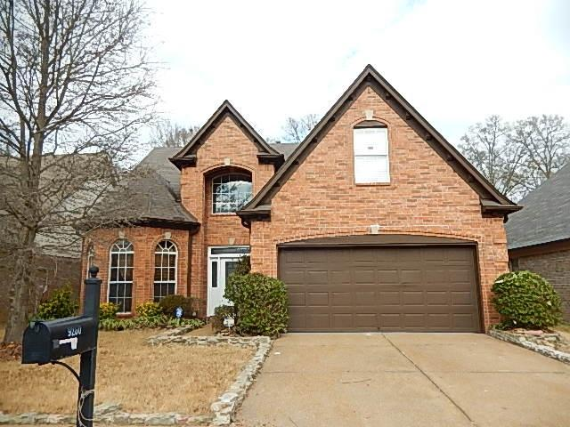 9260 Acadia Pl, Unincorporated, TN 38018 (#10044290) :: The Wallace Group - RE/MAX On Point