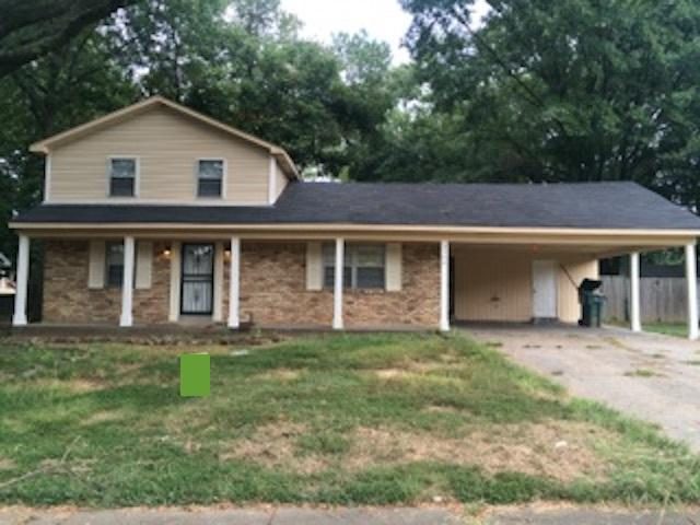 3308 Brookmeade St, Memphis, TN 38127 (#10044387) :: All Stars Realty