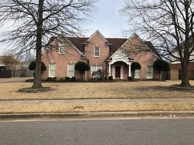 1606 Courtfield Rd, Collierville, TN 38017 (#10045696) :: RE/MAX Real Estate Experts
