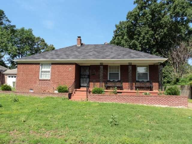 1171 Mt Moriah Rd, Memphis, TN 38117 (#10046082) :: RE/MAX Real Estate Experts