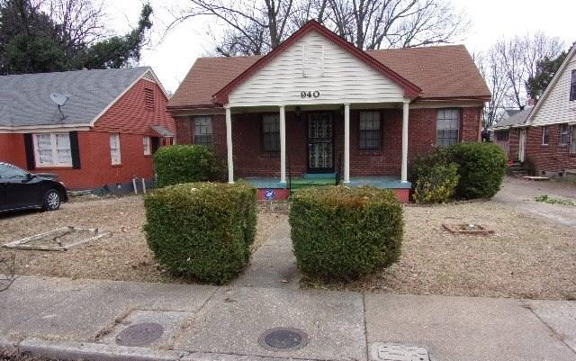 940 Biggs St, Memphis, TN 38108 (#10046891) :: The Wallace Group - RE/MAX On Point