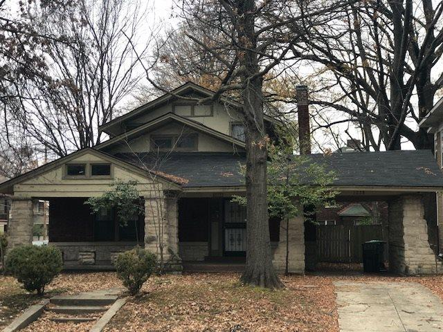 1228 Central Ave, Memphis, TN 38104 (#10046939) :: The Wallace Group - RE/MAX On Point
