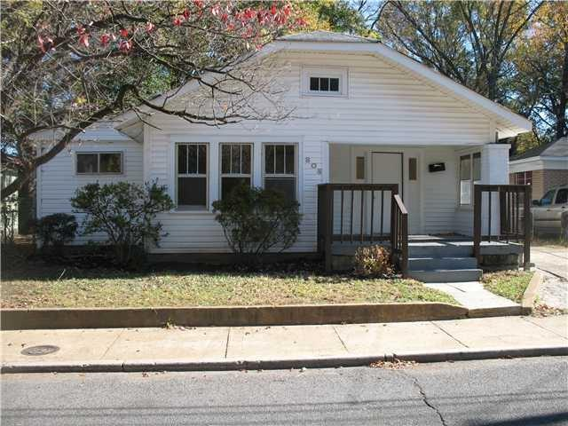 808 N Holmes St, Memphis, TN 38122 (#10047356) :: The Wallace Group - RE/MAX On Point