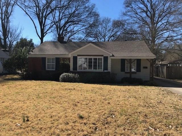 1007 Colonial Rd, Memphis, TN 38117 (#10048126) :: JASCO Realtors®