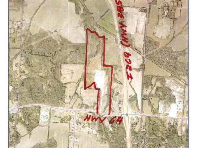 0 Hwy 64 Highway Hwy, Arlington, TN 38002 (#10048853) :: RE/MAX Real Estate Experts