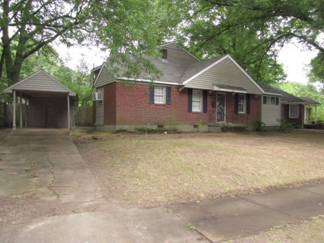 4567 Flamingo Rd, Memphis, TN 38117 (#10051609) :: All Stars Realty