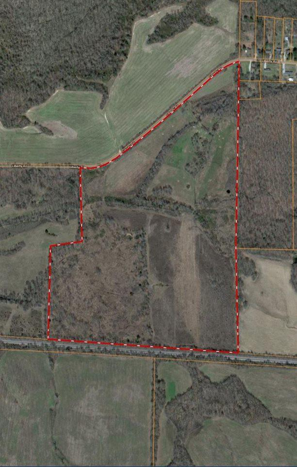 Liberty Rd, Unincorporated, TN 38057 (#10052751) :: All Stars Realty