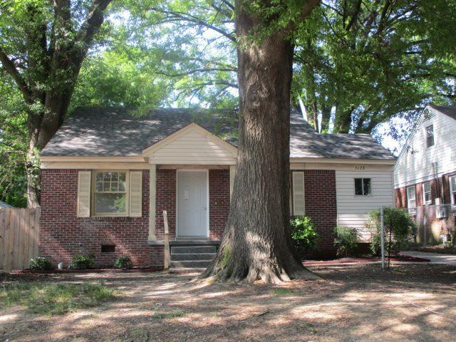 3128 Faxon Ave, Memphis, TN 38112 (#10054146) :: The Wallace Group - RE/MAX On Point