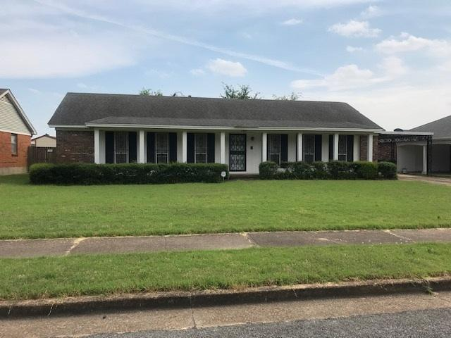 5407 Newberry Ave, Memphis, TN 38115 (#10054592) :: Bryan Realty Group