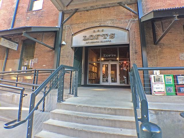 505 Tennessee St #224, Memphis, TN 38103 (#10055045) :: J Hunter Realty