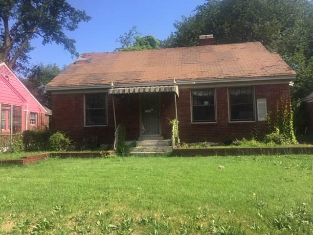 2316 Arlington Ave, Memphis, TN 38114 (#10055315) :: All Stars Realty