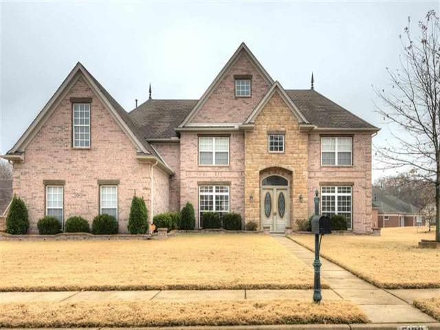 5136 Wemberley Dr, Unincorporated, TN 38125 (#10056601) :: The Melissa Thompson Team