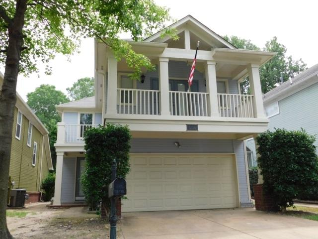 1236 Harbor River Dr, Memphis, TN 38103 (#10057190) :: The Wallace Group - RE/MAX On Point