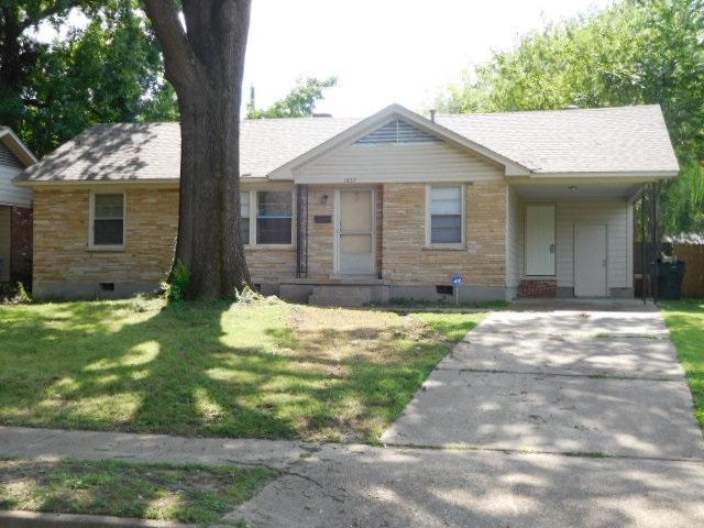 1837 Danville Dr, Memphis, TN 38117 (#10057193) :: Berkshire Hathaway HomeServices Taliesyn Realty