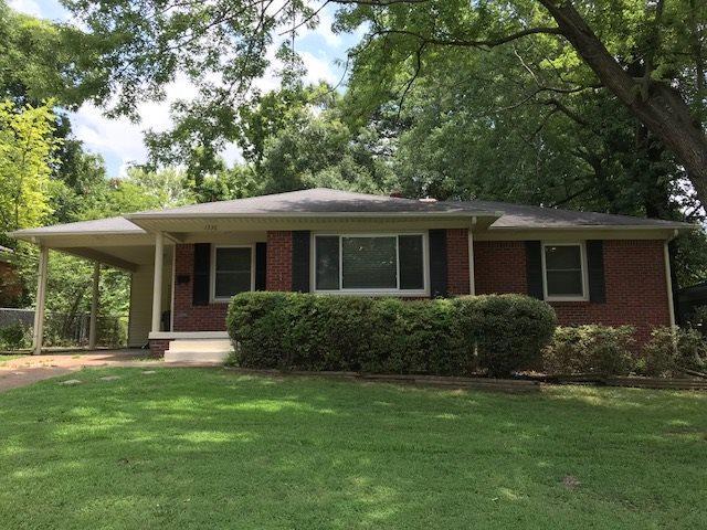 1336 Wilbec Rd, Memphis, TN 38117 (#10057255) :: Berkshire Hathaway HomeServices Taliesyn Realty