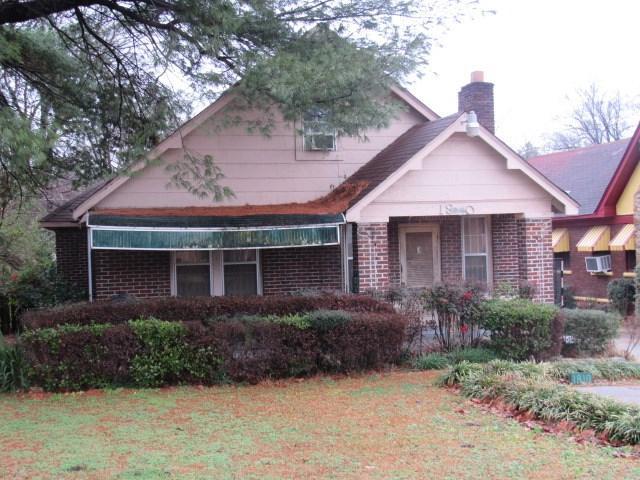 1810 Netherwood Ave, Memphis, TN 38114 (#10057335) :: J Hunter Realty