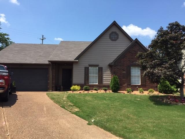 9528 Chi Chi Cv, Lakeland, TN 38002 (#10057470) :: ReMax Experts
