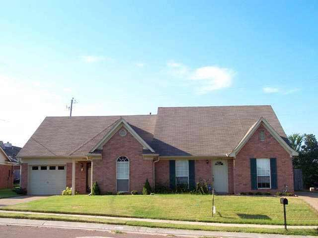 5592 E Flower Hill Dr, Unincorporated, TN 38135 (#10057529) :: The Dream Team