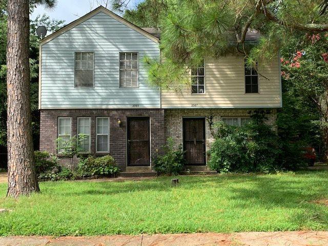 2985-2987 Stage Park Pl, Bartlett, TN 38134 (#10057630) :: Berkshire Hathaway HomeServices Taliesyn Realty