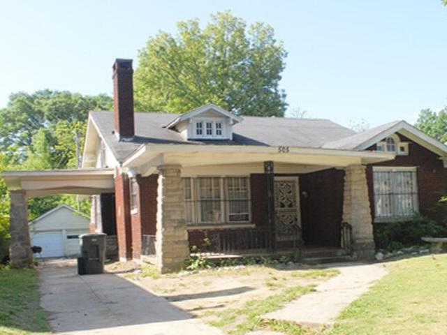 505 S Parkway Ave E, Memphis, TN 38106 (#10057675) :: Berkshire Hathaway HomeServices Taliesyn Realty