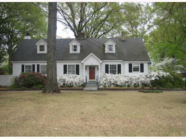 864 N Graham St, Memphis, TN 38122 (#10057686) :: RE/MAX Real Estate Experts