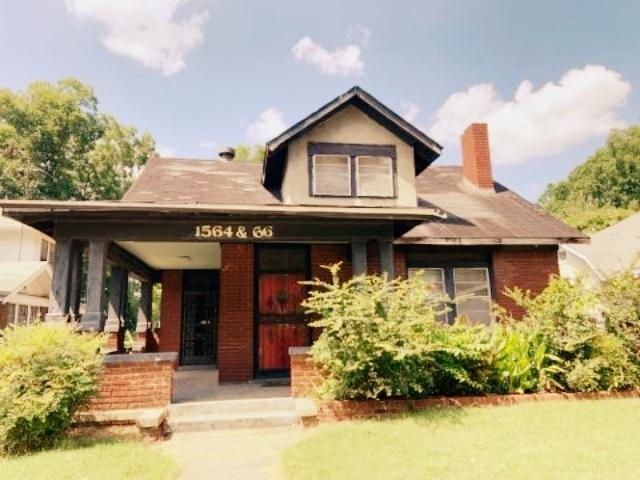 1564 Foster Ave, Memphis, TN 38106 (#10058764) :: All Stars Realty