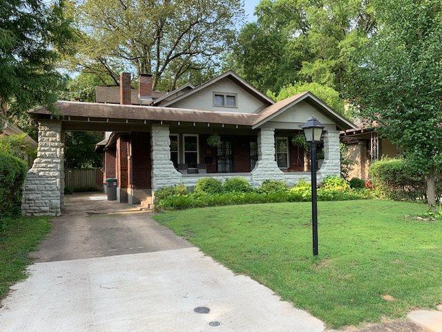 1803 Tutwiler Ave, Memphis, TN 38107 (#10059028) :: The Wallace Group - RE/MAX On Point