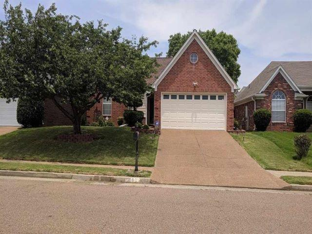 1161 Breezy Valley Dr, Unincorporated, TN 38018 (#10059435) :: RE/MAX Real Estate Experts
