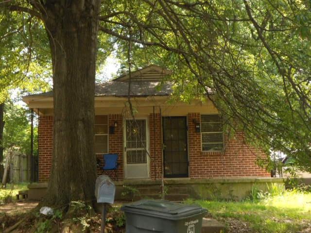 1455 Eloise Rd, Memphis, TN 38106 (#10059624) :: J Hunter Realty