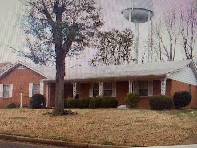 1274 Hickory Ridge Dr, Memphis, TN 38116 (#10061774) :: The Melissa Thompson Team