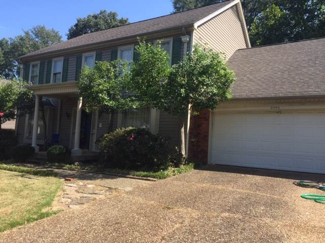 2040 Woodgate Dr, Germantown, TN 38138 (#10062177) :: RE/MAX Real Estate Experts