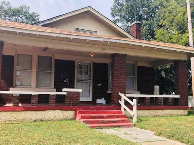 855 N Garland St, Memphis, TN 38107 (#10062830) :: ReMax Experts