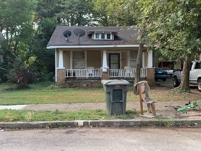 3467 Powell Ave, Memphis, TN 38122 (#10062837) :: The Wallace Group - RE/MAX On Point