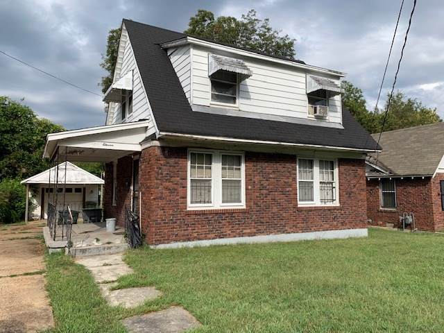 807 Kippley St, Memphis, TN 38112 (#10062840) :: The Wallace Group - RE/MAX On Point
