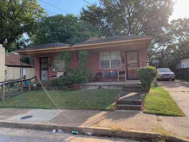 832-834 Josephine St, Memphis, TN 38114 (#10062855) :: All Stars Realty