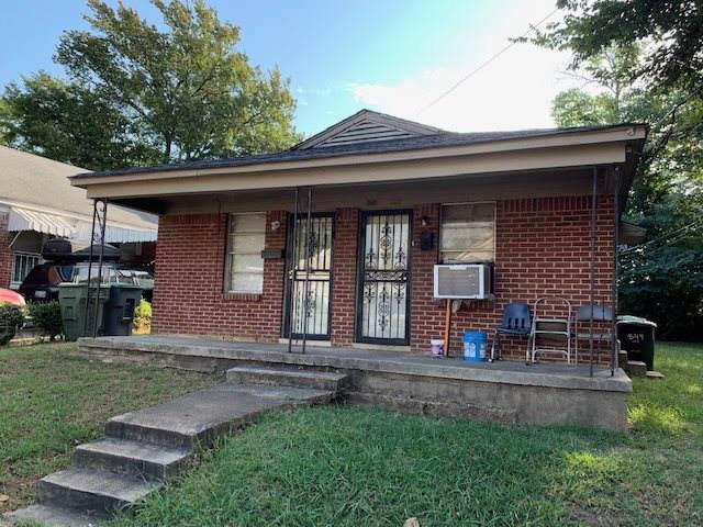 842-844 Josephine St, Memphis, TN 38114 (#10062863) :: The Wallace Group - RE/MAX On Point