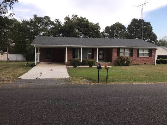 205 Michael St, Bolivar, TN 38008 (#10063138) :: The Wallace Group - RE/MAX On Point