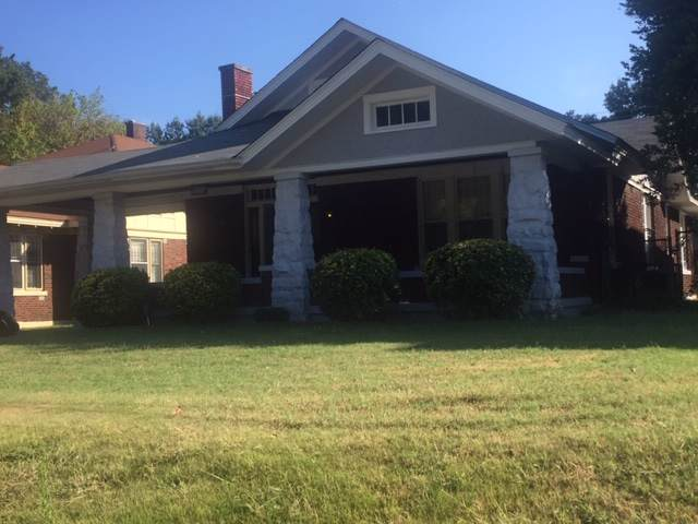 1207 N Parkway Blvd N, Memphis, TN 38104 (#10063502) :: ReMax Experts