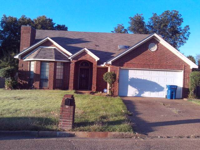 6670 W Spencer Forest Dr, Unincorporated, TN 38141 (#10064275) :: The Dream Team